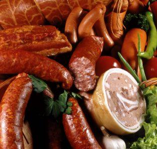 колбасы и копчености
