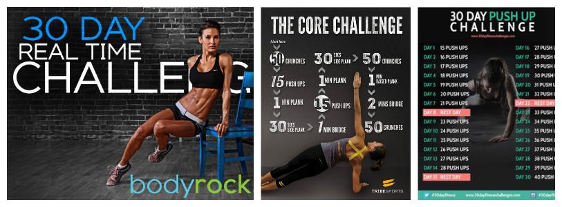 Программа тренировок с собственным весом