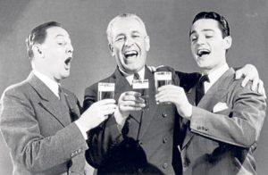Мужчины и пиво