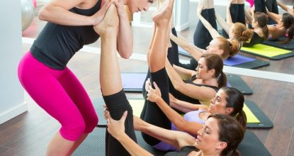 Фитнес для женщин. ТОП-7 упражнений